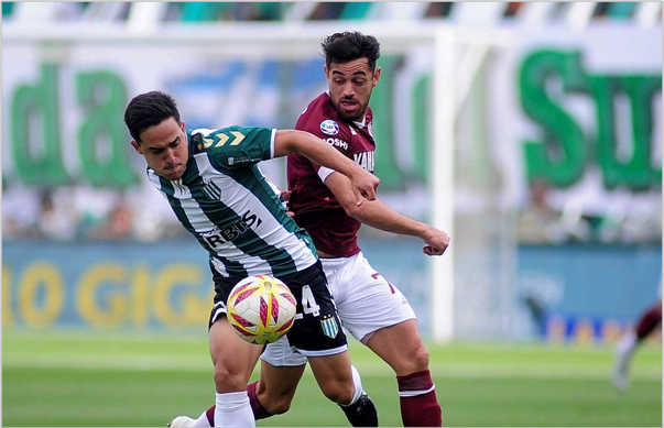 banfield lanus 2018 superliga