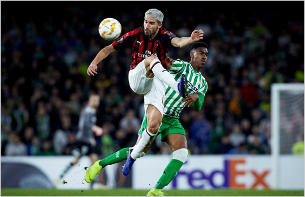 betis milan 2018 europa league
