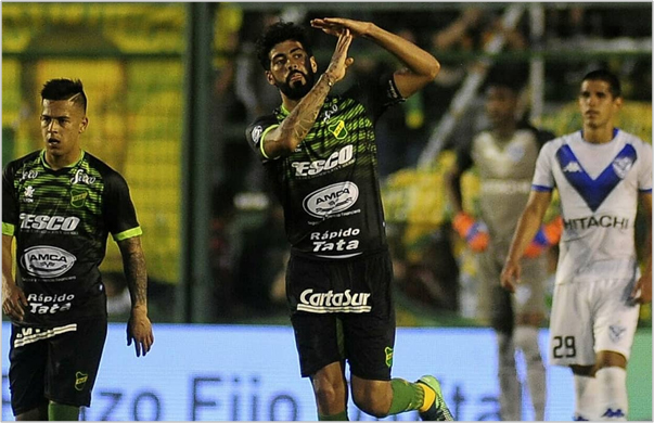 defensa y justicia velez 2018 superliga