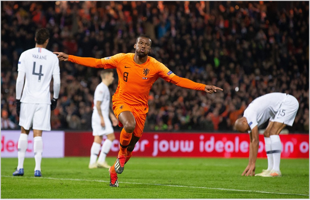 holanda francia 2018 nations league