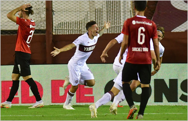 lanus independiente 2018 superliga