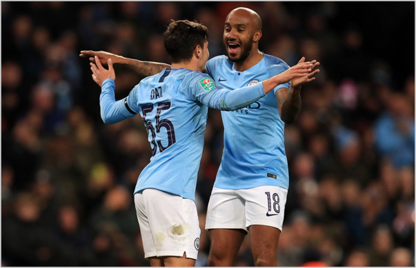manchester city fulham 2018 carabao cup