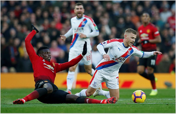 manchester united crystal palace 2018 premier league