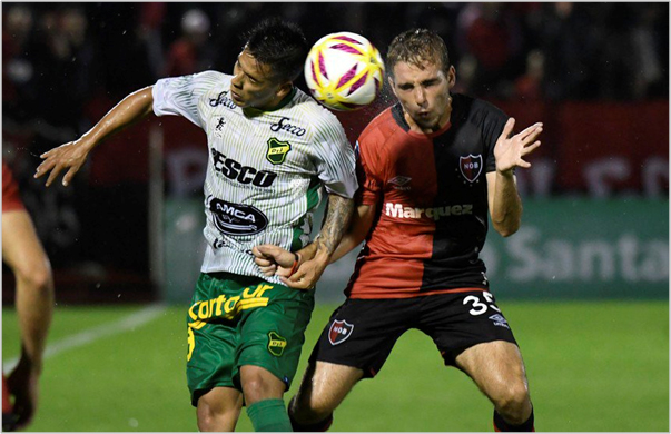 newells defensa y justicia 2018 superliga