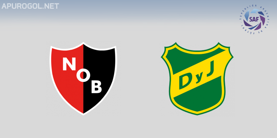Newell's vs Defensa y Justicia en VIVO ONLINE - Superliga 2018-2019 en DIRECTO Fecha 12