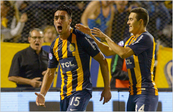 rosario central estudiantes 2018 superliga