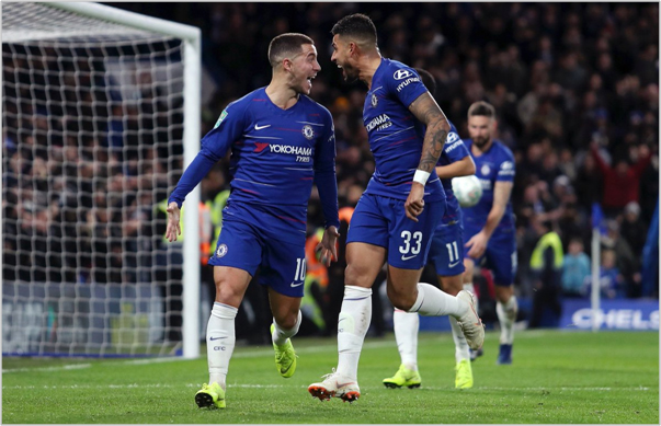 chelsea bournemouth 2018 carabao cup