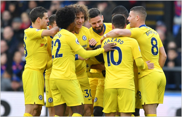 crystal palace chelsea 2018 premier league