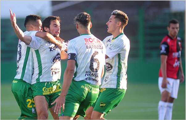 defensa y justicia colon 2018 superliga