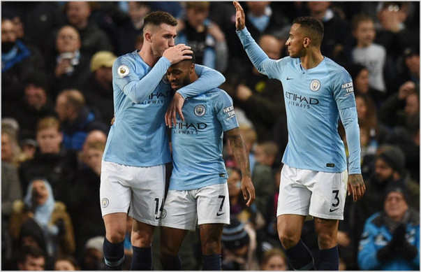 manchester city bournemouth 2018 premier league
