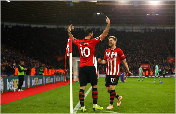 southampton arsenal 2018 premier league