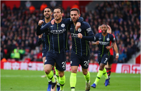 southampton manchester city 2018 premier league