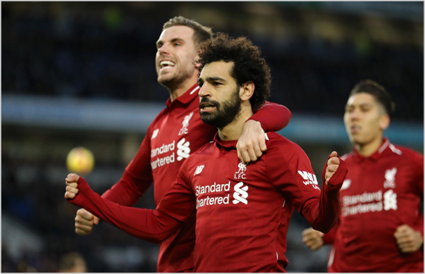 brighton liverpool 2019 premier league