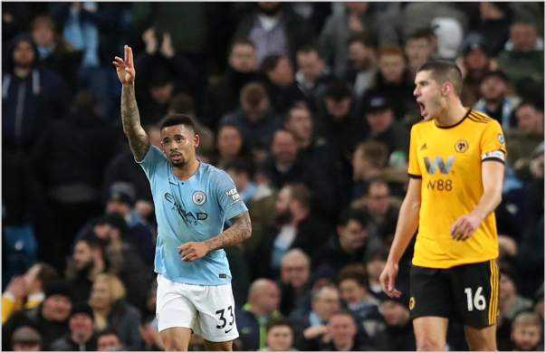 manchester city wolves 2019 premier league