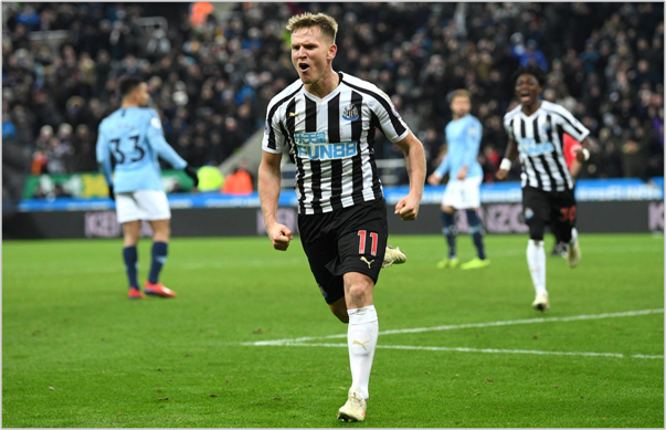 newcastle manchester city 2019 premier league