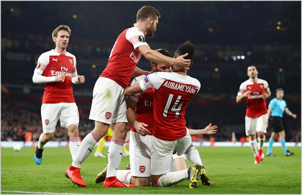 arsenal bate 2019 europa league