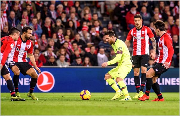athletic club barcelona 2019 liga de españa