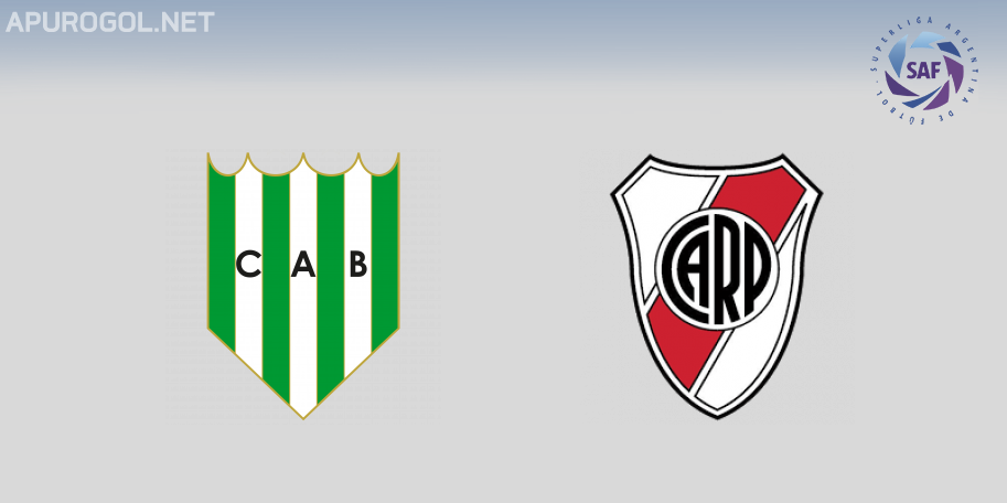 Banfield vs River en VIVO ONLINE - Superliga 2018-2019 en DIRECTO Fecha 19