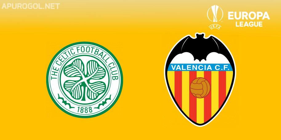 Celtic vs Valencia en VIVO ONLINE - UEFA Europa League 2018-2019 en DIRECTO