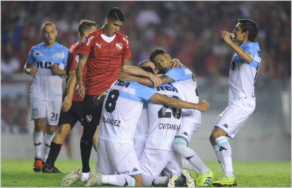 independiente racing 2019 superliga