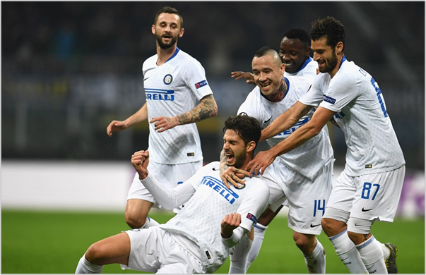 inter rapid viena 2019 europa league