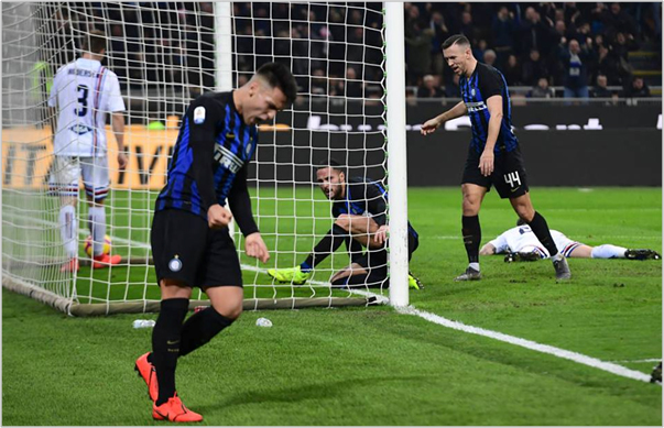 inter sampdoria 2019 liga italiana