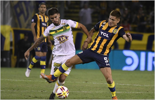 rosario central aldosivi 2019 superliga