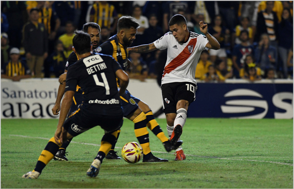 rosario central river 2019 superliga