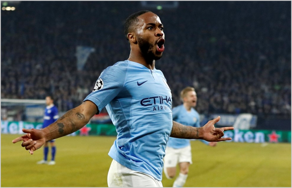schalke manchester city 2019 champions league