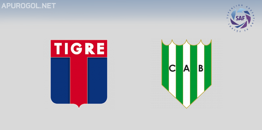 Tigre vs Banfield en VIVO ONLINE - Superliga 2018-2019 en DIRECTO Fecha 18