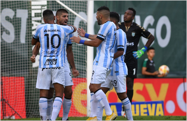 banfield atletico tucuman 2019 superliga