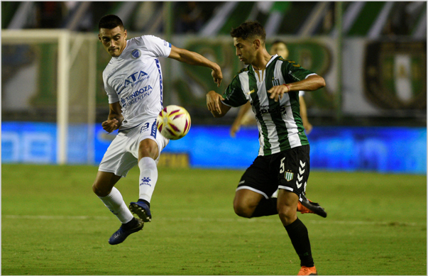 banfield godoy cruz 2019 superliga