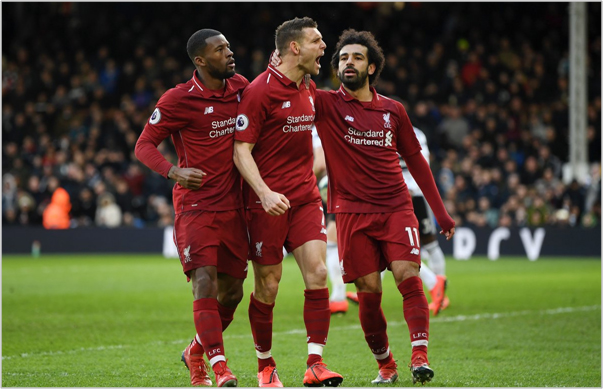 fulham liverpool 2019 premier league