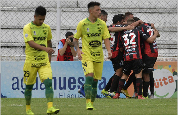 patronato defensa y justicia 2019 superliga