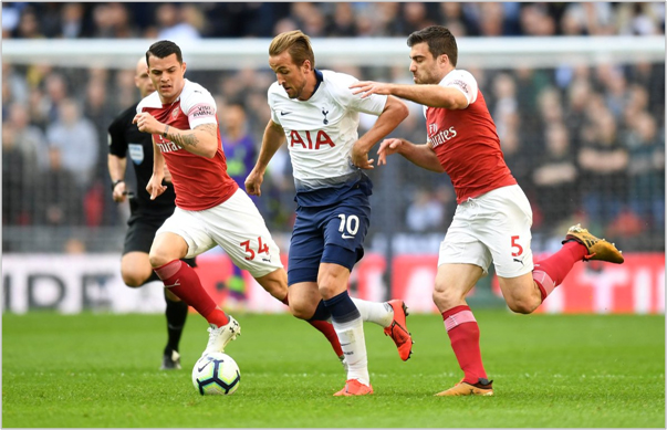 tottenham arsenal 2019 premier league