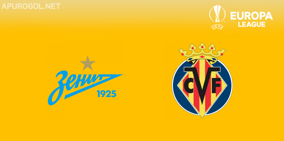 Zenit vs Villarreal en VIVO ONLINE - UEFA Europa League 2018-2019 en DIRECTO Octavos de Final