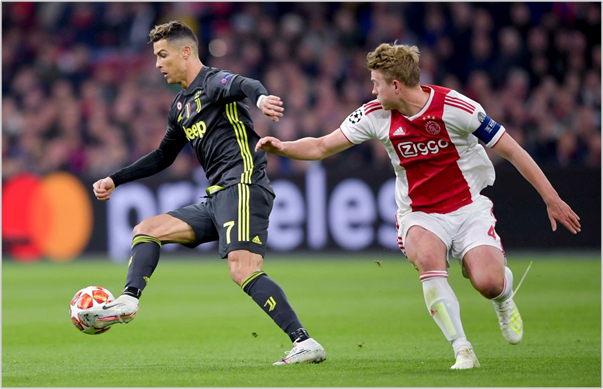 ajax juventus 2019 champions league