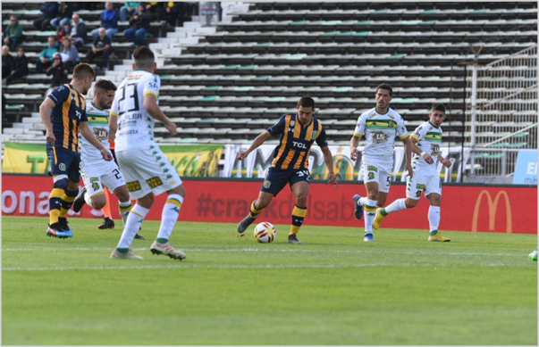 aldosivi rosario central 2019 copa de la superliga