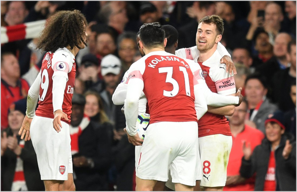 arsenal newcastle 2019 premier league