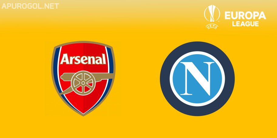Arsenal vs Napoli en VIVO ONLINE - UEFA Europa League 2018-2019 en DIRECTO Cuartos de Final