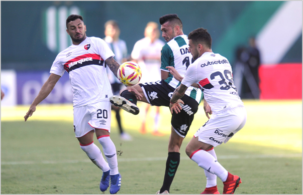 banfield newells 2019 superliga
