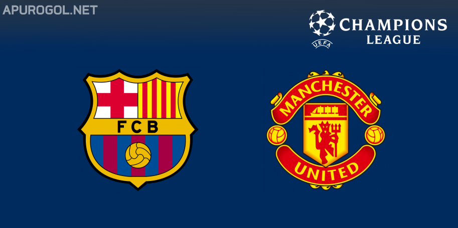 Barcelona vs Manchester United en VIVO ONLINE - UEFA Champions League 2018-2019 en DIRECTO Cuartos de Final