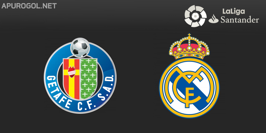 Ver Getafe Vs Real Madrid: Getafe 0 Real Madrid 0