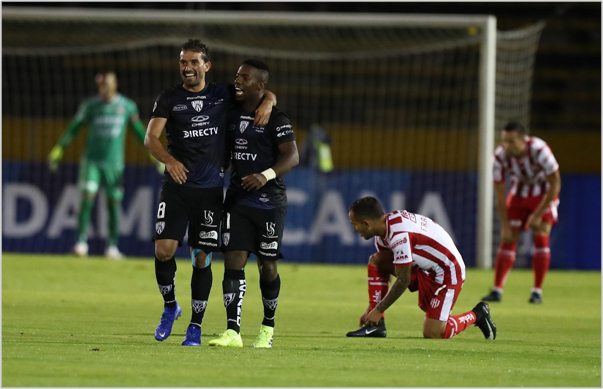 independiente del valle union 2019 copa sudamericana