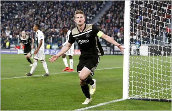 juventus ajax 2019 champions league