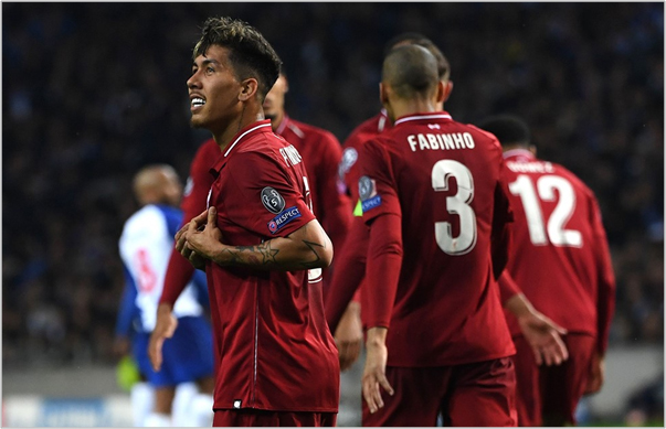 porto liverpool 2019 champions league
