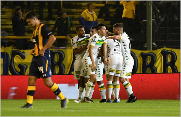 rosario central aldosivi 2019 copa de la superliga