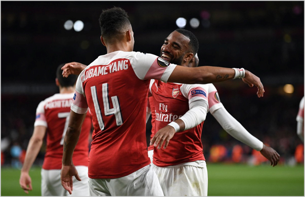 arsenal valencia 2019 europa league