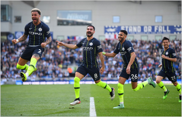 brighton manchester city 2019 premier league