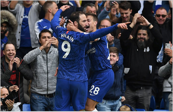 chelsea watford 2019 premier league